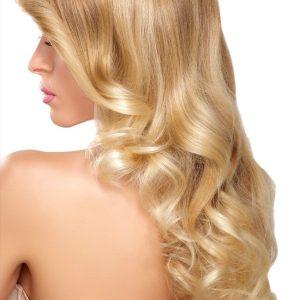 extensii par ombre natural blond